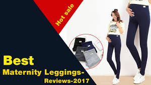 Best <b>Maternity Leggings</b> Reviews 2018 - YouTube