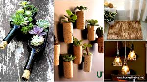 Wine Bottles Decoration Ideas 100 DIY Ideas on How to Transform Empty Wine Bottles Into Useful Items 16