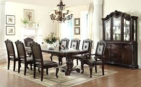 formal dining room set formal dining room sets that seat 12