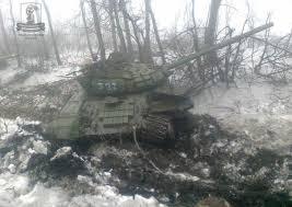 Бойцы ВСУ уничтожили 4 вражеских танка в районе Дебальцево, - пресс-центр АТО - Цензор.НЕТ 6646