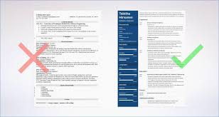 Sample Resume For Software Engineer Experienced Objective For