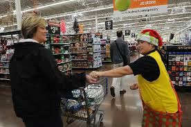 Wal Mart Using Holiday Helpers