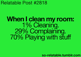 Quotes About Cleaning LOL funny quote quotes humor relate pie chart cleaning pie charts 86