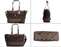 coach diapering diaper bags product