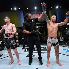 UFC Vegas 32 results: Biggest winners, loser for 'Dillashaw vs Sandhagen'  last night - MMAmania.com