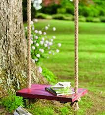 Small Picture 8 DIY Garden Swing Ideas Creativeresidence