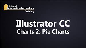 Illustrator Cc Charts 2 How To Make And Edit A Pie Chart