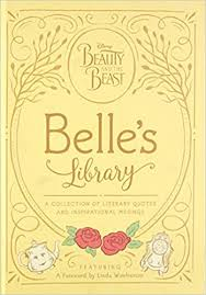 Beauty And The Beast Quotes Best Of Amazon Beauty And The Beast Belle's Library A Collection Of