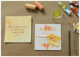 creative diy wedding invitations wedding paper divas How To Make Watercolor Wedding Invitations the next tutorial uses our delicate ambiance wedding invitation Wedding Invitation Templates