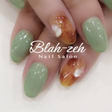 Blah Zeh Nail Salonschool On Twitter Ssトレンドカラーべっ甲