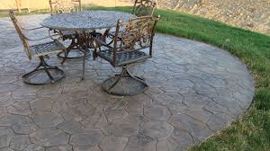 flooring rugs best stamped concrete patio for your home