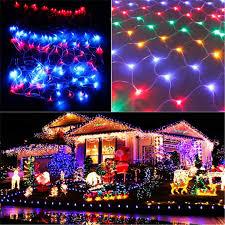 Christmas Net Lights Babifis Led Lantern 64m 810m Net Light Fishing Net Lights