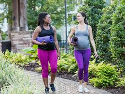 exercise in pregnancy for women