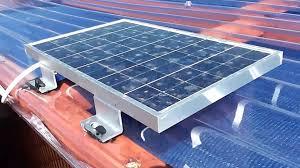 12v solar power installation for a small shed 12v solar power installation for a small shed