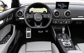 2018 audi a3. contemporary audi 2018 audi a3 cabriolet usa interior for audi a3