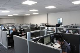 office cubicle lighting. Productive Lighting Options For Cubicles And Small Office Spaces - Fuel Cell Solar Cubicle R