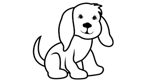 Top Những Bộ Tranh Tô Màu Con Chó Dễ Thương Nhất
