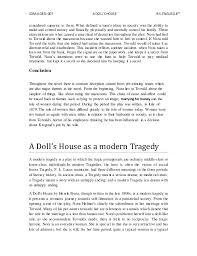 a doll house essay a doll house essay a dolls house essays gradesaver including long philosophy on life essay consumer