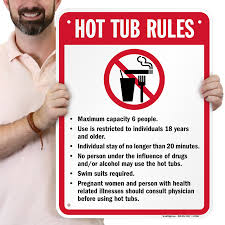 amp; Smoking Rules K-8366 Hot Sku Sign Tub No Eating Sign With Drinking