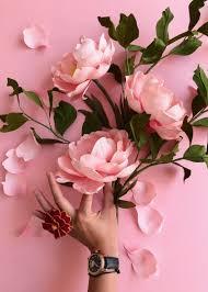 Peony Paper Flower Peony Paper Flower Workshop With Jennifer Tran Kinokuniya