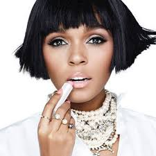 janelle monáe rocks a bob in latest cover ad