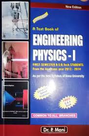DOWNLOAD A Text Book of Engineering Physics by Dr.P.Mani ebook PDF ...