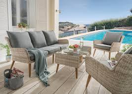 Geflechtmöbel Für Garten Zuhause Hochwertige Gartenmöbel