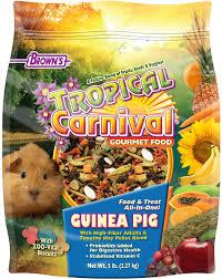 Tropical Carnival Gourmet Guinea Pig Food F M Browns
