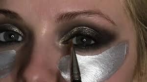 big debbie harry inspired disco smokey eye makeup tutorial go big go out