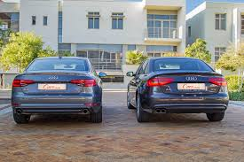 5 Key Differences Between Old and New Audi A4 (2016) - Cars.co.za