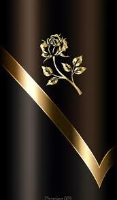 Rose Gold Diamond Surface Wallpaper ...
