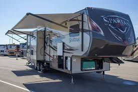 generalrv 2016 prime time mfg spartan 1234x fifth wheel toy hauler you