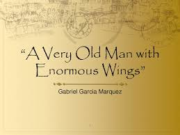 how to write a personal a very old man enormous wings essay this w represents the indecisiveness when it comes to faith this society is now called cca the catholic concern for animals that pray and sp the