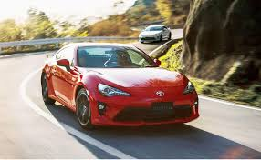 Toyota and Subaru reportedly working on new 86 sports car model ...