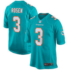 Josh – Nike Miami Dolphins Game Rosen Aqua Jersey bfaadeaeadaafce|Watch Preseason Patriots Vs Panthers Stream NFL Live Online