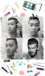 makeup transformation funny