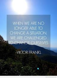 Viktor Frankl Quotes Beauteous New Viktor Frankl Quote