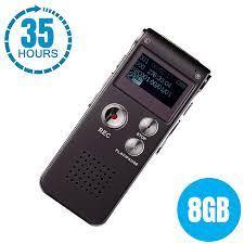 Máy ghi âm siêu nhỏ RV11 Pro 8GB giá rẻ chính hãng tại TP HCM