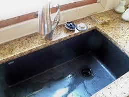 Large Blanco Kitchen Sink Installed In Chesterfield Kitchen Remodel