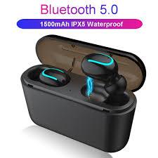 MGET™ 2019 Best-seller - <b>TWS 5.0 Bluetooth Earbuds</b>