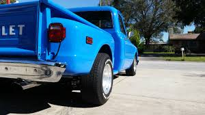 1972 Chevy C10 Step Side Short bed Fast Hot Rod Shop Truck Rat no ...