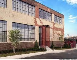 Warehouse Loft Apartment Exterior - Warehouse loft apartment exterior