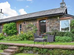 cottage office. Lovingly Converted And Restored Former Railway Building | Ticket Office - Torver Station Cottages, Torver, Near Coniston Cottage