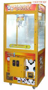 Toy Prize Vending Machine Interesting 48'single Claw Happy House Crane MachineTOY STORY CLAW MACHINE