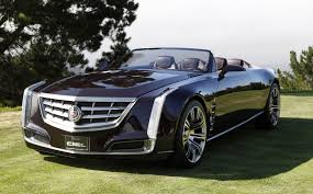 new car launches august 2013Image Cadillac Ciel fourseat convertible concept launch in