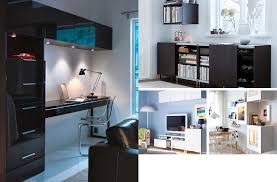 ikea besta office. Ikea Besta Black Working Place. Classy But Glossy. Office S