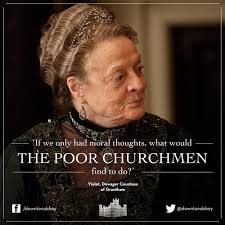 Dowager Countess Quotes Gorgeous Dowager Countess Of Grantham Quote On We Heart It