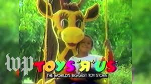 you can t be a toys r us kid anymore vintage ads from the closing chain