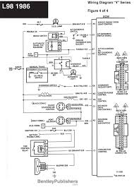 corvette wiring diagrams wiring diagram schematics wiring diagram l98 engine 1985 1991 gfcv tech bentley