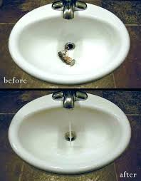 slow draining bathroom sink bathroom sink drains slow not clogged sink not draining no clog sink